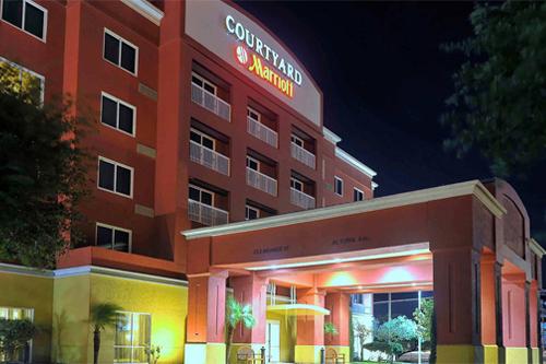 Courtyard by Marriott Aeropuerto mty